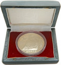 "China:People's Republic of China, China: People's Republic silver ""Year of Peace"" 5 Yuan 1986 Gem Proof,..."