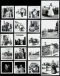 """Movie Posters:Drama, East of Eden by Mrs. Ward Ries & Other Lot (1954). Behind theScene Photos (29) (3.5"""" X 3.5"""", 5"""" X 5"""", 8"""" X 8"""" & 8"""" X 10"""")&... (Total: 30 Items)"""