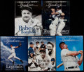 """Baseball Collectibles:Publications, 2003 """"The Yankees Century"""" New York Post Publications Set of 10...."""