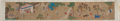 Asian:Chinese, Chinese School (19th Century). Landscape with Court Scene,Qing Dynasty. Ink and watercolor on silk. 14 x 83-1/2 inches ...