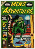 Golden Age (1938-1955):Horror, Men's Adventures #22 (Atlas, 1953) Condition: VG-....