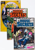 Bronze Age (1970-1979):Horror, House of Secrets Group of 13 (DC, 1970-78) Condition: AverageFN/VF.... (Total: 13 Comic Books)