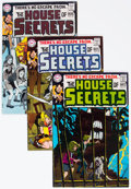 Bronze Age (1970-1979):Horror, House of Secrets Group of 17 (DC, 1969-78) Condition: AverageFN.... (Total: 17 Comic Books)
