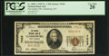 National Bank Notes:West Virginia, Clarksburg, WV - $20 1929 Ty. 1 The Empire NB Ch. # 7029. ...