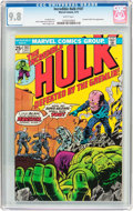 Bronze Age (1970-1979):Superhero, The Incredible Hulk #187 (Marvel, 1975) CGC NM/MT 9.8 Whitepages....