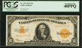 Large Size:Gold Certificates, Fr. 1173 $10 1922 Gold Certificate PCGS Extremely Fine 40PPQ.. ...