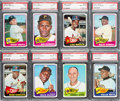Baseball Cards:Sets, 1965 Topps Baseball Complete Set (598). ...