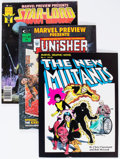 Modern Age (1980-Present):Miscellaneous, Marvel Graphic Novel/Marvel Preview Group of 13 (Marvel, 1975-82) Condition: Average VF.... (Total: 13 Comic Books)