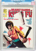 Magazines:Miscellaneous, The Deadly Hands of Kung Fu #28 (Marvel, 1976) CGC NM+ 9.6 Whitepages....