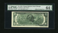 Fr. 1935-G $2 1976 Federal Reserve Note. PMG Choice Uncirculated 64 EPQ