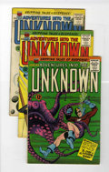 Silver Age (1956-1969):Horror, Adventures Into The Unknown Group (ACG, 1965-66) Condition: AverageVG.... (Total: 9 Comic Books)