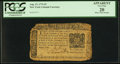 Colonial Notes:New York, New York August 13, 1776 $5 PCGS Apparent Very Fine 20.. ...