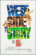 "Movie Posters:Academy Award Winners, West Side Story (United Artists, R-1968). One Sheet (27"" X 41"").Academy Award Winners.. ..."