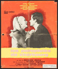 """Movie Posters:Foreign, The Umbrellas of Cherbourg (20th Century Fox, 1964). Trimmed French Petite (17"""" X 20""""). Foreign.. ..."""