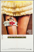 """Movie Posters:Sexploitation, The Best House in London (MGM, 1969). One Sheet (27"""" X 41""""), LobbyCard Set of 8 (11"""" X 14""""), Color Photos (4) (8"""" X 10""""), &...(Total: 14 Items)"""