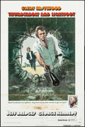 "Movie Posters:Crime, Thunderbolt and Lightfoot (United Artists, 1974). One Sheets (2) (27"" X 41"") Style A & C. Crime.. ... (Total: 2 Items)"