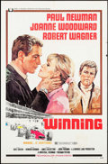 """Movie Posters:Sports, Winning & Other Lot (Universal, 1969). One Sheets (2) (27"""" X 41""""). Sports.. ... (Total: 2 Items)"""