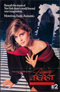 "Movie Posters:Fantasy, Beauty and the Beast (CBS, 1987). Television Poster (29.5"" X 45"").Fantasy.. ..."