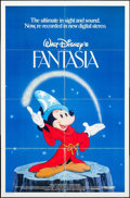 "Movie Posters:Animation, Fantasia (Buena Vista, R-1982). One Sheet (27"" X 41""). Animation....."