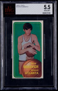 Basketball Cards:Singles (1970-1979), 1970 Topps Pete Maravich #123 BVG EX+ 5.5....