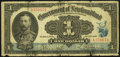 Canadian Currency: , St. John's, NF- Government of Newfoundland $1 Jan. 2, 1920 Ch. #NF-12d. ...