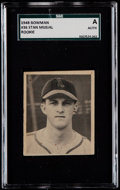 Baseball Cards:Singles (1940-1949), 1948 Bowman Stan Musial #36 SGC Authentic....