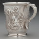 A William Gale & Son Coin Silver Cup, New York, New York , circa 1852 Marks: W. G. & S, (double marked G...