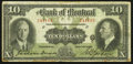 Canadian Currency: , Montreal, PQ- The Bank of Montreal $10 Jan. 2, 1931 Ch. 505-58-04....