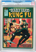 Magazines:Superhero, The Deadly Hands of Kung Fu #17 (Marvel, 1975) CGC NM/MT 9.8 White pages....