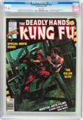 Magazines:Adventure, The Deadly Hands of Kung Fu #23 (Marvel, 1976) CGC NM+ 9.6 White pages....