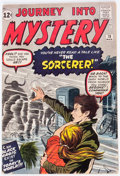 Silver Age (1956-1969):Horror, Journey Into Mystery #78 (Marvel, 1962) Condition: VG-....