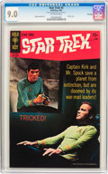 Silver Age (1956-1969):Science Fiction, Star Trek #5 File Copy (Gold Key, 1969) CGC VF/NM 9.0 Off-white pages....