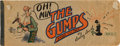 Platinum Age (1897-1937):Miscellaneous, The Gumps Book 4 (Landfield-Kupfer Printing Co., 1918) Condition:VG....
