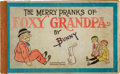 Platinum Age (1897-1937):Miscellaneous, Foxy Grandpa Group of 2 (M. A. Donahue, 1905) Condition: AverageVG.... (Total: 2 Comic Books)