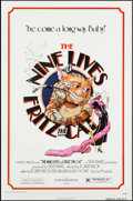 """Movie Posters:Animation, The Nine Lives of Fritz the Cat & Other Lot (AmericanInternational, 1974). One Sheets (2) (27"""" X 41"""", 27"""" X 40) FlatFolded... (Total: 2 Items)"""