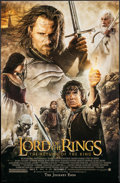 """Movie Posters:Fantasy, The Lord of the Rings: The Return of the King (New Line, 2003). One Sheet (27"""" X 40"""") DS Advance. Fantasy.. ..."""