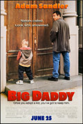 """Movie Posters:Comedy, Big Daddy (Columbia, 1999). One Sheets (50) Identical (26.75"""" X 39.5"""") DS Advance. Comedy.. ... (Total: 50 Items)"""