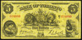 Canadian Currency: , Toronto, ON- The Bank of Toronto $5 Jan. 2, 1935 Ch. 715-24-02. ...
