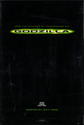 "Movie Posters:Science Fiction, Godzilla (Columbia/Tristar, 1998). One Sheets (49) (26.75"" X 39.5"") DS Advance 2 Styles. Science Fiction.. ... (Total: 49 Items)"
