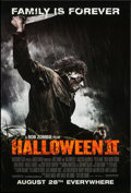 "Movie Posters:Horror, Halloween II (Dimension, 2009). One Sheet (27"" X 40""). Horror.. ..."