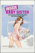 """Movie Posters:Adult, Inside Baby Sister (Aventura, 1977). One Sheets (5) Identical (27"""" X 41""""). Adult.. ... (Total: 5 Items)"""