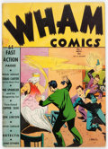 Golden Age (1938-1955):Superhero, Wham Comics #1 (Centaur, 1940) Condition: Apparent VG....