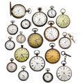 Timepieces:Pocket (post 1900), Eighteen Silver Pocket Watches. ... (Total: 18 Items)