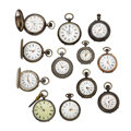 Timepieces:Pocket (pre 1900) , Twelve Sterling Lady's Pocket Watches. ... (Total: 12 Items)
