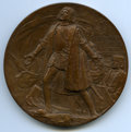 Expositions and Fairs, 1893 World's Columbian Exposition, Bronze Prize Medal, Eglit-90....