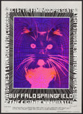 "Movie Posters:Rock and Roll, Buffalo Springfield at The Denver Dog (Family Dog, 1967). ConcertPoster No. D5-1 (14"" X 19.5"") 1st Printing. Rock and Roll...."