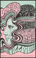 Movie Posters:Rock and Roll, Otis Rush & His Chicago Blues Band, The Grateful Dead, and Canned Heat Blues Band at The Fillmore Auditorium (Bill Graham, 196...