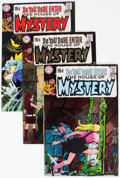 Silver Age (1956-1969):Horror, House of Mystery Group of 23 (DC, 1969-77) Condition: AverageFN/VF.... (Total: 23 Comic Books)