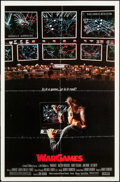 "Movie Posters:Science Fiction, WarGames & Others Lot (MGM/UA, 1983). One Sheets (5) (27"" X 41""). Science Fiction.. ... (Total: 5 Items)"