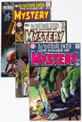 Silver Age (1956-1969):Horror, House of Mystery Group of 23 (DC, 1969-76) Condition: AverageVF.... (Total: 23 Comic Books)